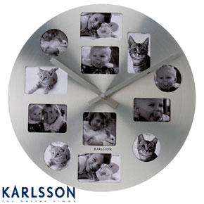 Karlsson photo clock sale bargain