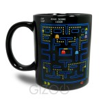 Pac Man heat sensitive mug