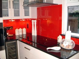 My Colour Glass specialise in glass splashbacks