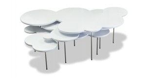 Mark Hark funky contemporary cloud table design
