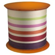 Contemporary spool table from Missoni Home
