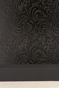 Dramatic feature wall wallpaper