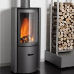 Stûv 30 compact wood burning stove