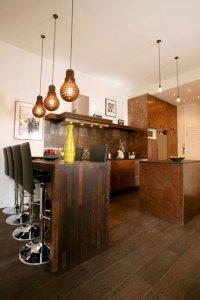 Contemporary interior design lighting ideas