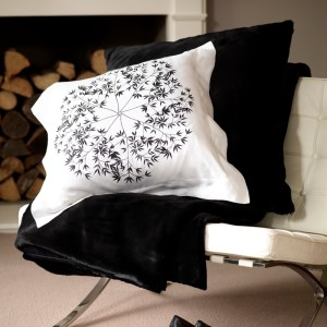 Home accessories from Feather and Black