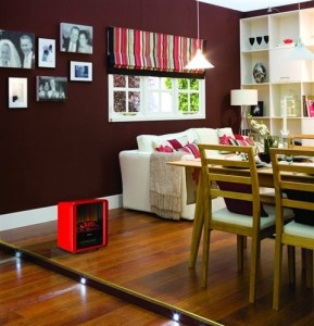 Fresh Design competition to win a contemporary home heater