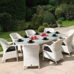 Modern Garden Furniture from Bridgman