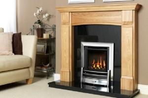 Fresh design gas fires