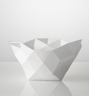Muuto crush bowl: Designer fruit bowl