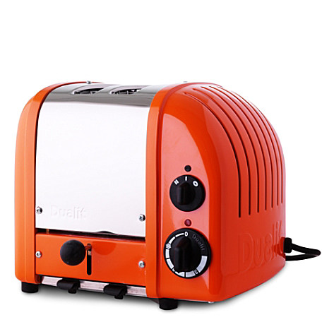 asda morphy richards toaster red