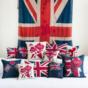 London 2012 official homeware and textiles