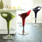 Dunelm Mill gas lift bar stool offer