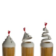 Fresh design kitchen pasta portion measure