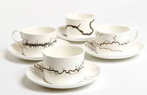 Designer contemporary ceramics