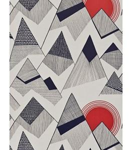 Contemporary designer wallpaper