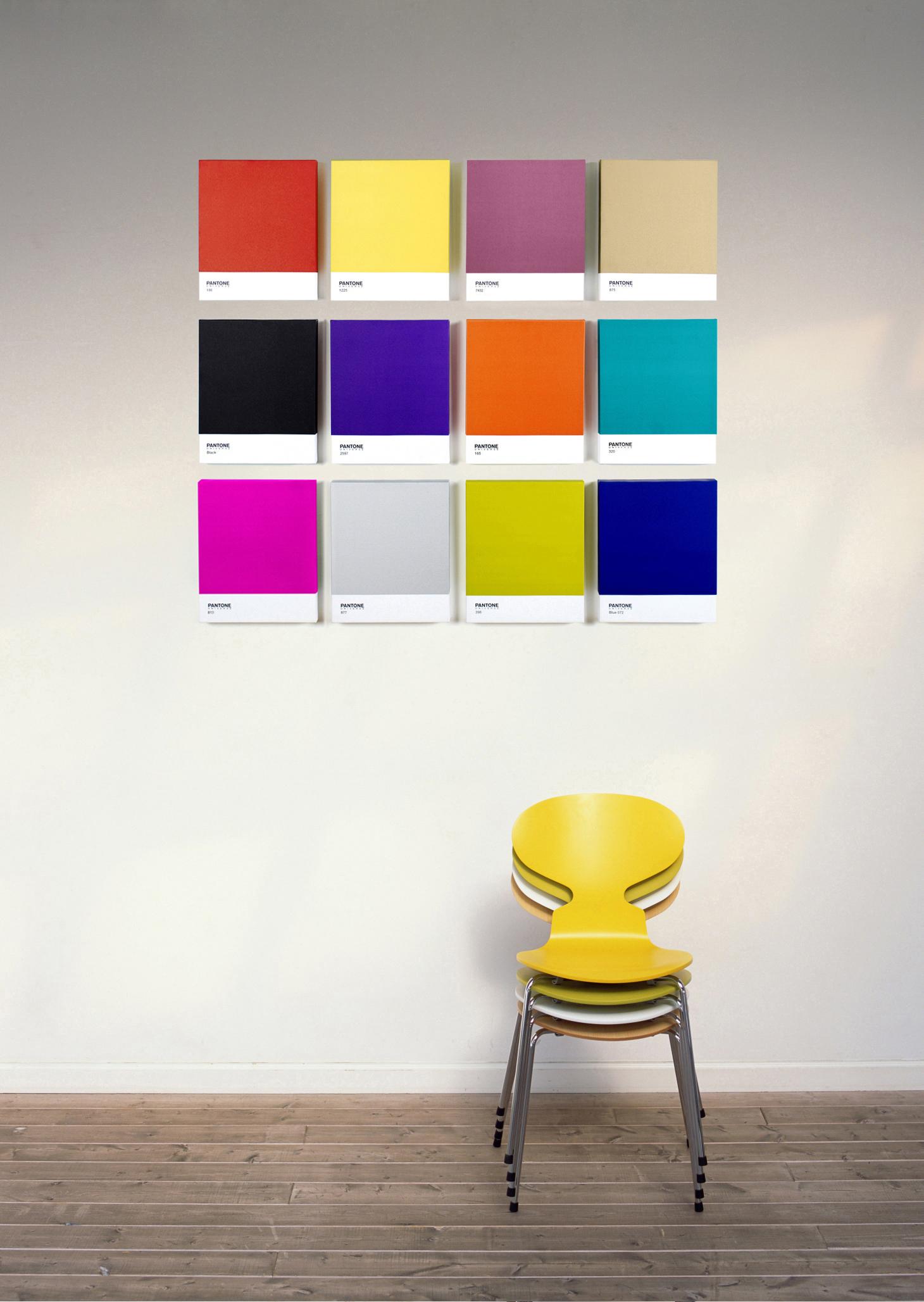 Pantone Universe Wall Art Canvas Review Fresh Design Blog