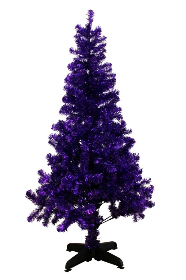 Best contemporary purple Christmas trees
