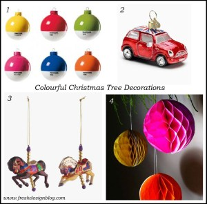 Best Christmas baubles 2012