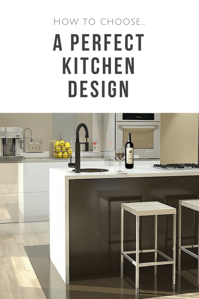 Are you in search of the perfect kitchen design for you? Discover how to go about choosing the right style and size of kitchen for your needs. Click through for more