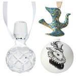 Living Etc designer Christmas bauble charity auction