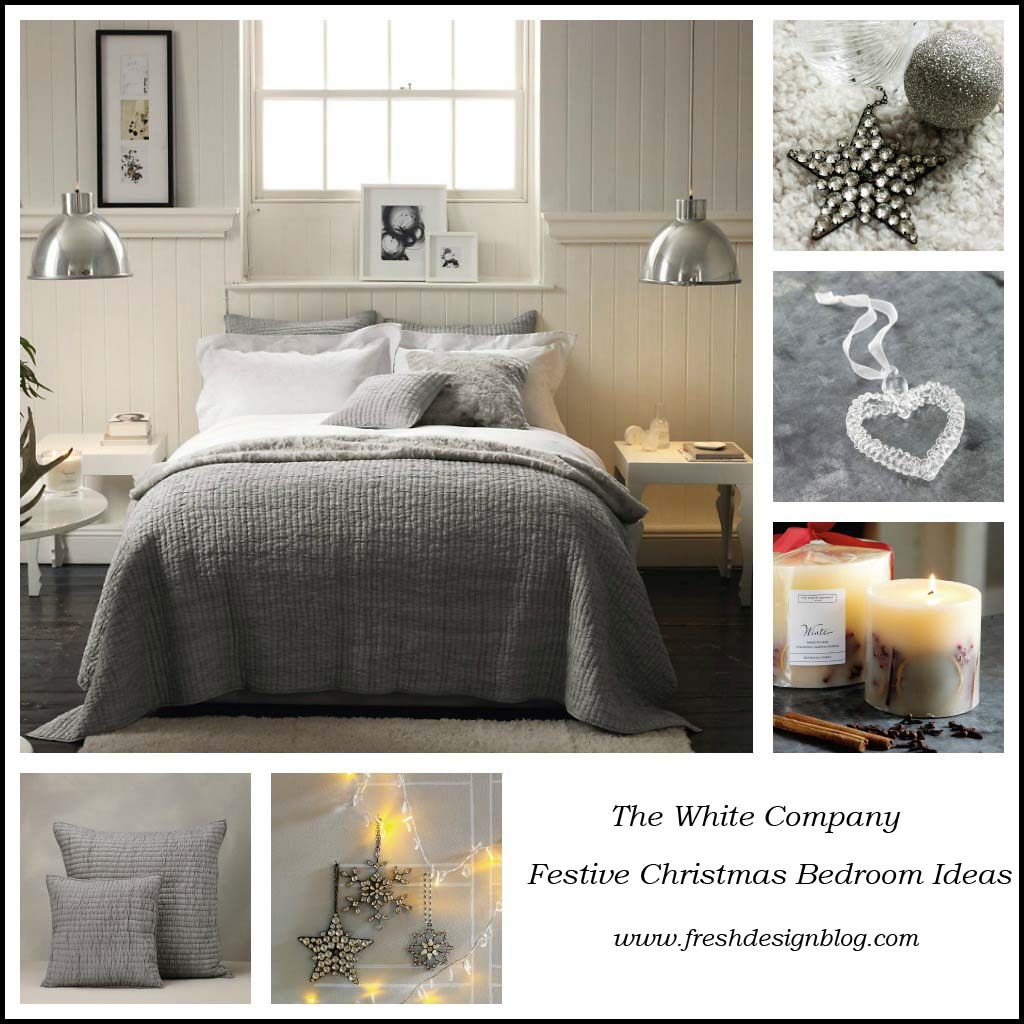 The White Company Christmas Bedroom Competition ~ Fresh ...