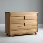 Bethan Gray wide Noah chest of drawers
