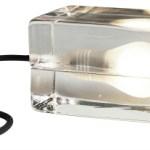 Fresh Design lighting: Block lamp table lamp