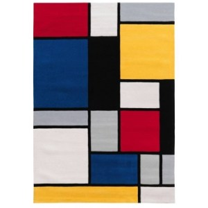 Modern Mondrian home designs
