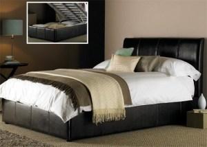 Beds with hidden storage
