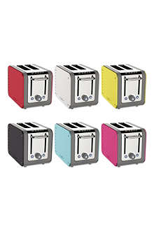Dualit Architect toaster with changeable colour panels
