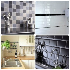 Kitchen and bathroom tiles from Crown Tiles