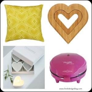Celebrate hearts in home design ideas