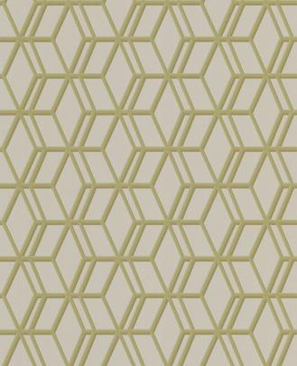 Ling geometric contemporary wallpaper