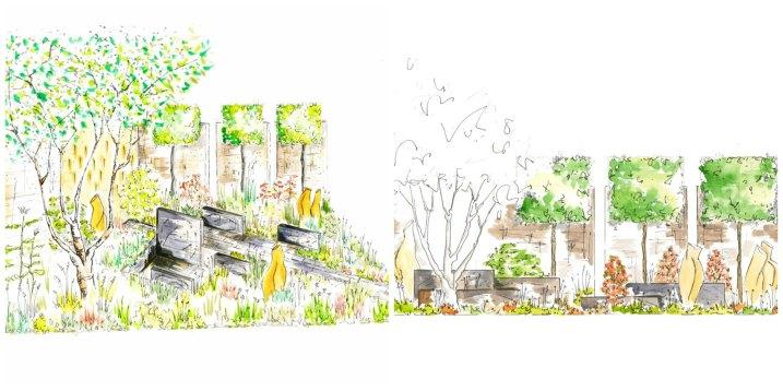 Chelsea Flower Show 2013 garden design ideas