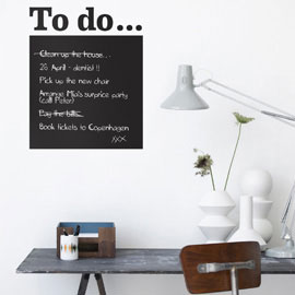 Cool Affordable chalkboard wall stickers
