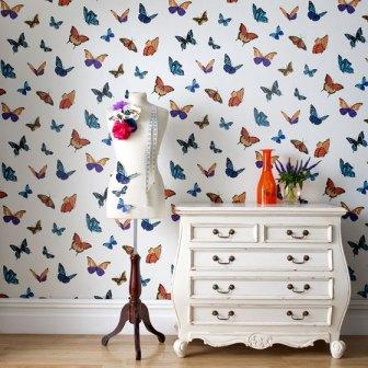 Designer wallpaper for £20