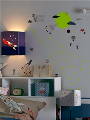 Children's decor room stickers