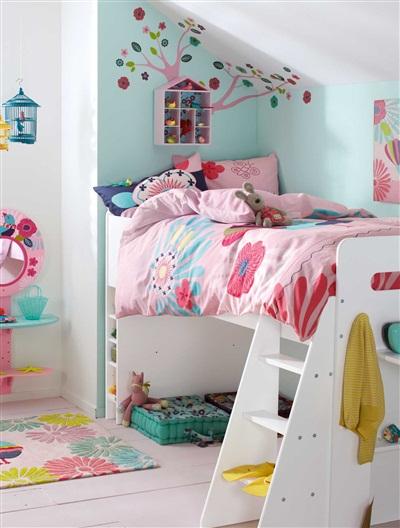 Top tips for accessorising your child s bedrooms fresh design blog - Decorations murales originales ...