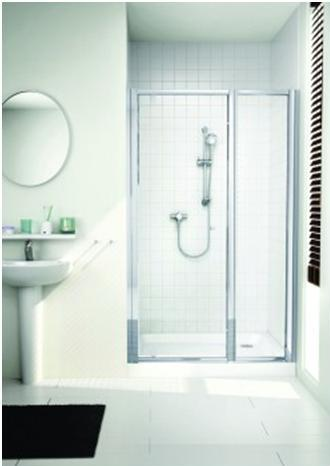 Mira bathroom shower enclosure