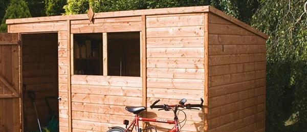 Every home needs a shed