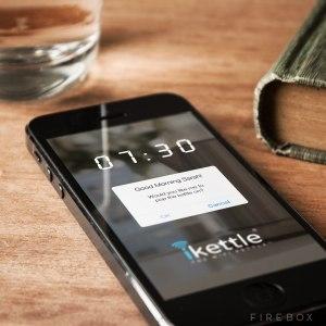 Technological kitchen gadget design