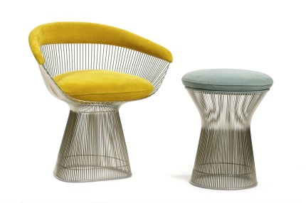 Iconic contemporary modern furniture