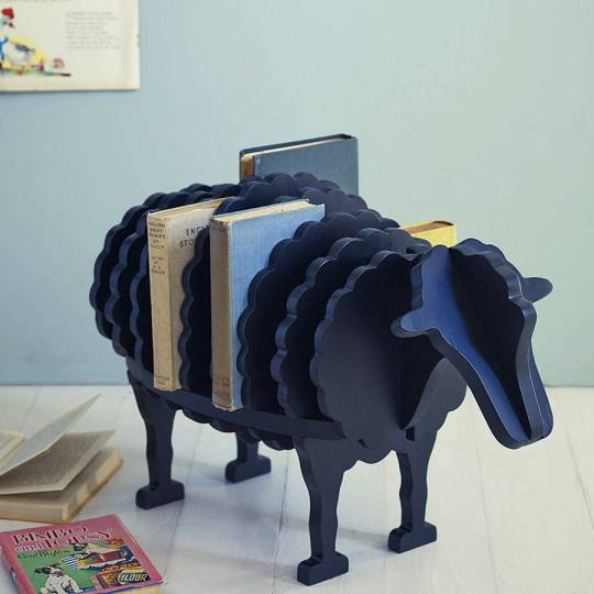 Novelty animal design storage