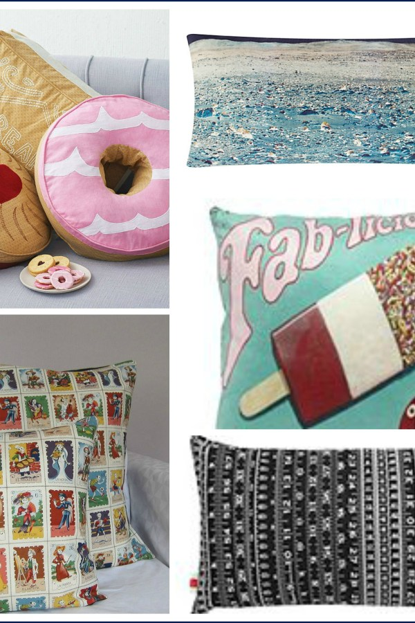 Fab Friday Bargains: Funky contemporary cushions