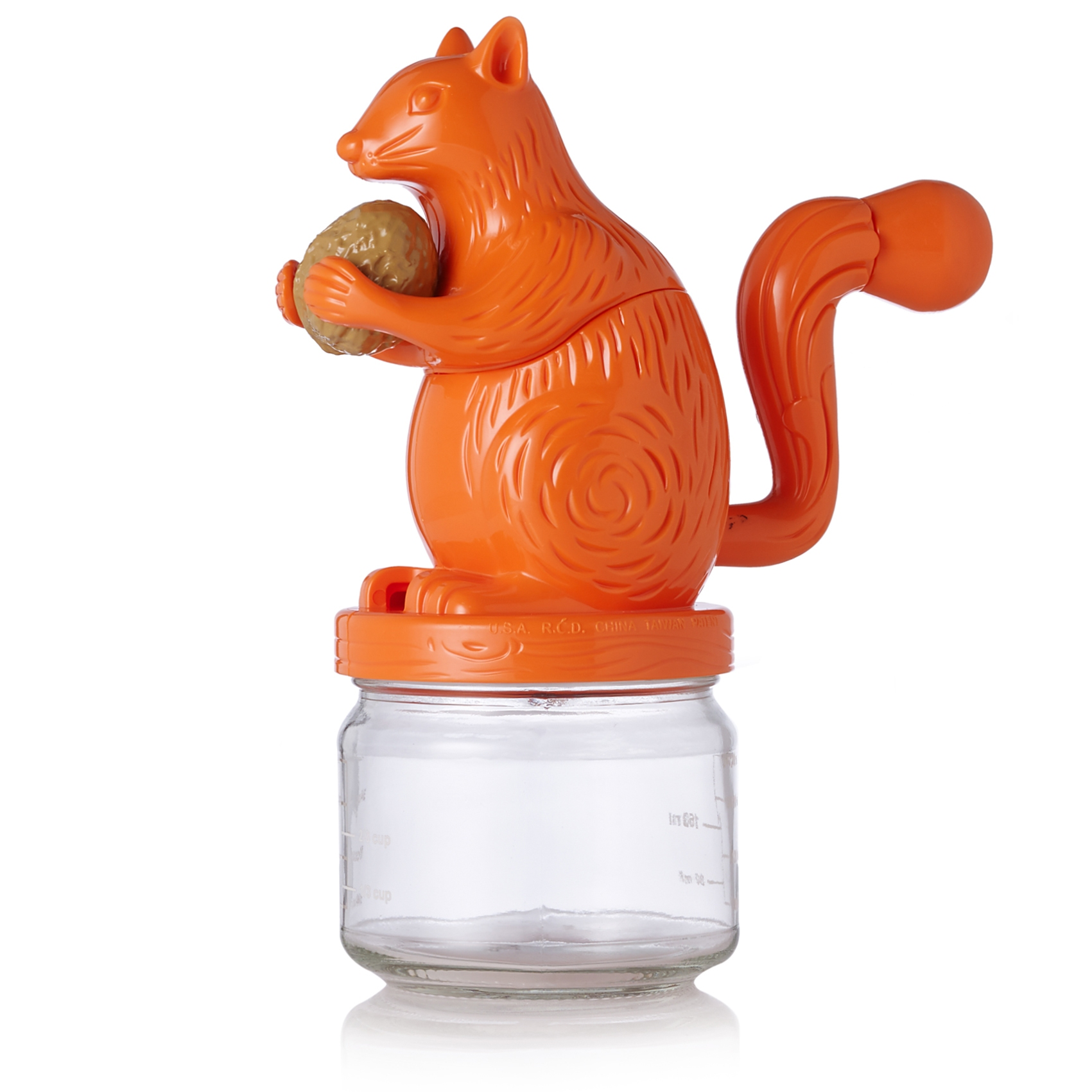 Nuts novelty squirrel nut grinder and chopper fresh design blog - Squirrel nut crackers ...