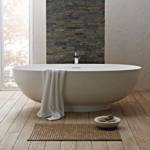 Bathing beauties: Contemporary freestanding bath tubs