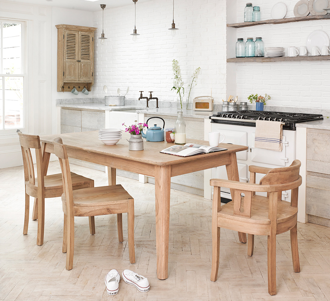 Kitchen Island Instead Of Table: Inspiring Home And Furniture Ideas From Loaf