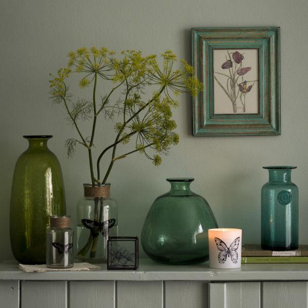 Fresh Design Home Decor Ideas: Botanical Garden Theme