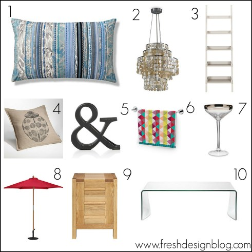 Fresh Design home sale guide: Marks and Spencer