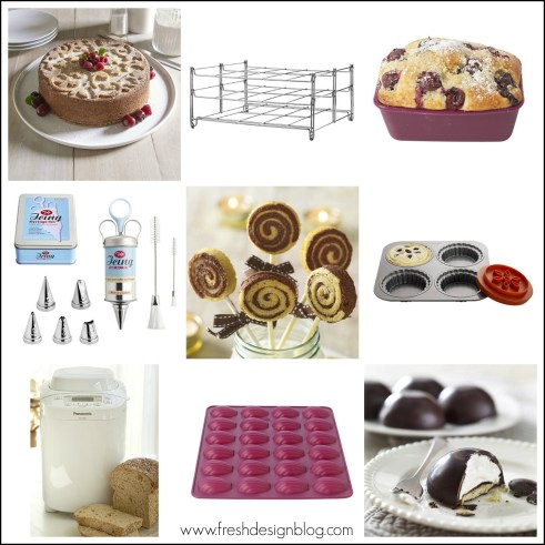 Fresh Design guide to bargain baking buys